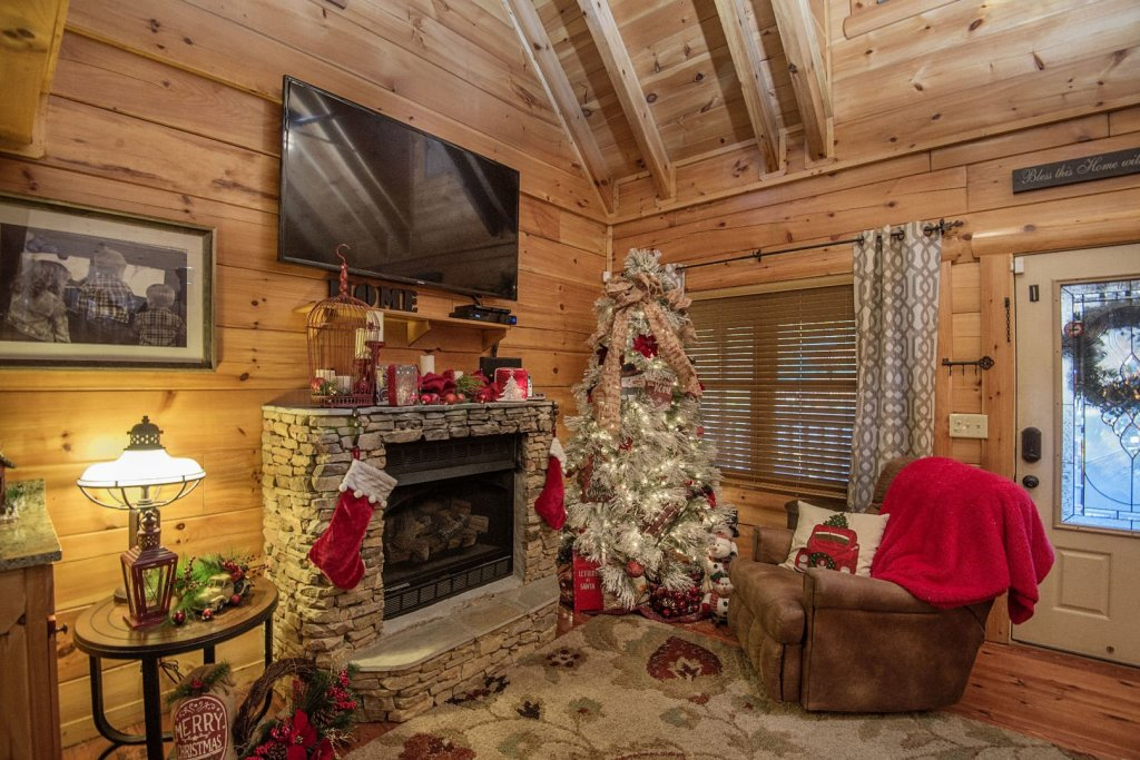 Photo of a Sevierville Cabin named Liam's Retreat - This is the sixth photo in the set.