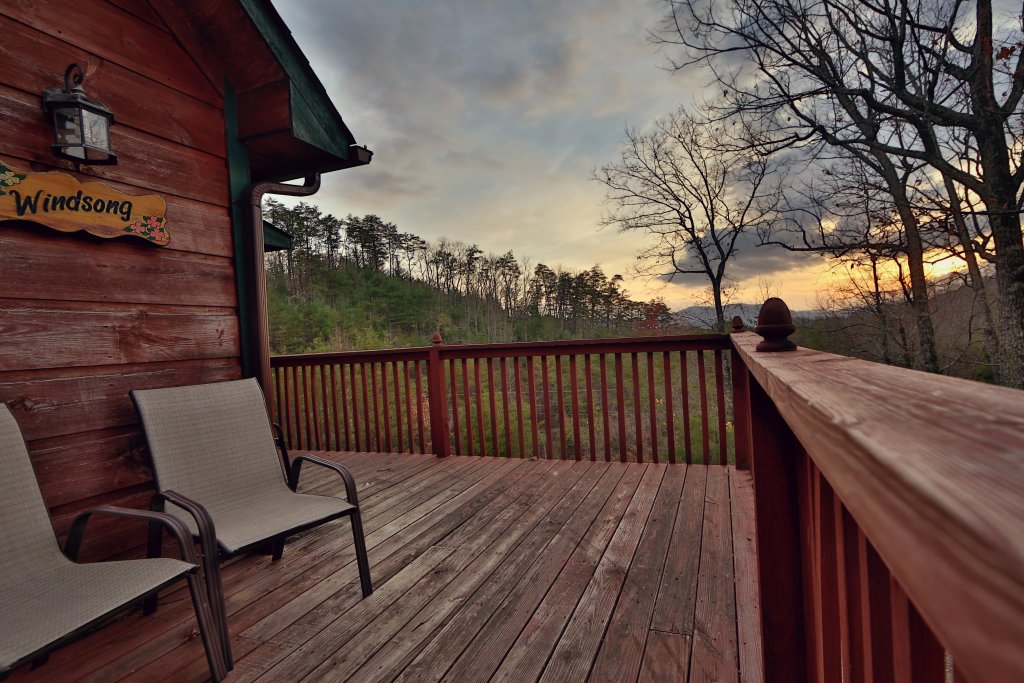 Photo of a Sevierville Cabin named Windsong - This is the thirteenth photo in the set.