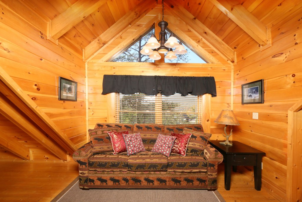 Photo of a Sevierville Cabin named Sugar Shack - This is the tenth photo in the set.