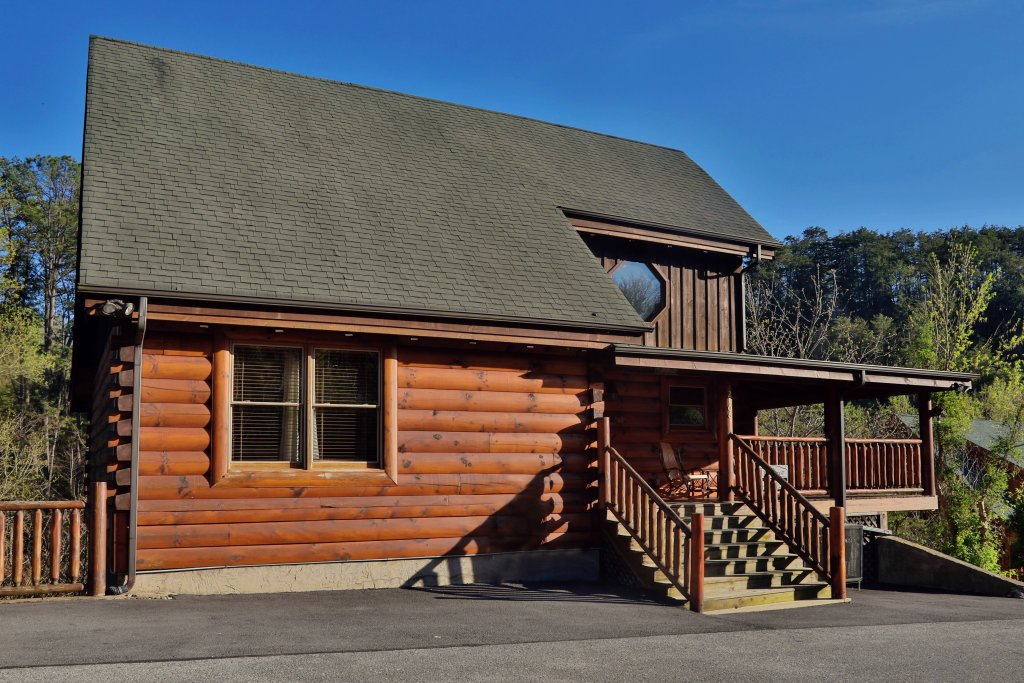 Photo of a Sevierville Cabin named Amazing Grace - This is the twenty-first photo in the set.