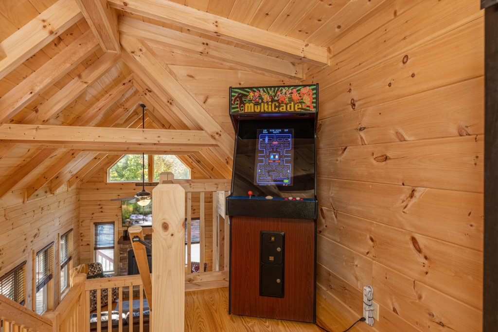 Photo of a Gatlinburg Cabin named Smoky Retreat - This is the fifteenth photo in the set.