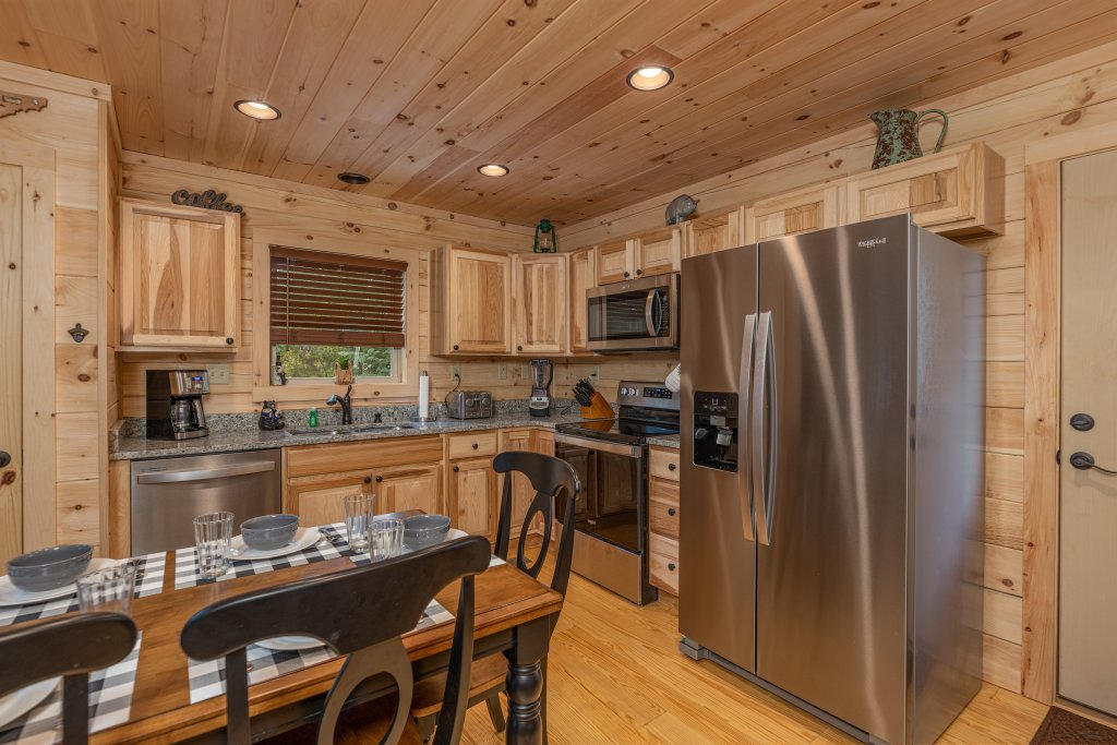 Photo of a Gatlinburg Cabin named Smoky Retreat - This is the seventeenth photo in the set.