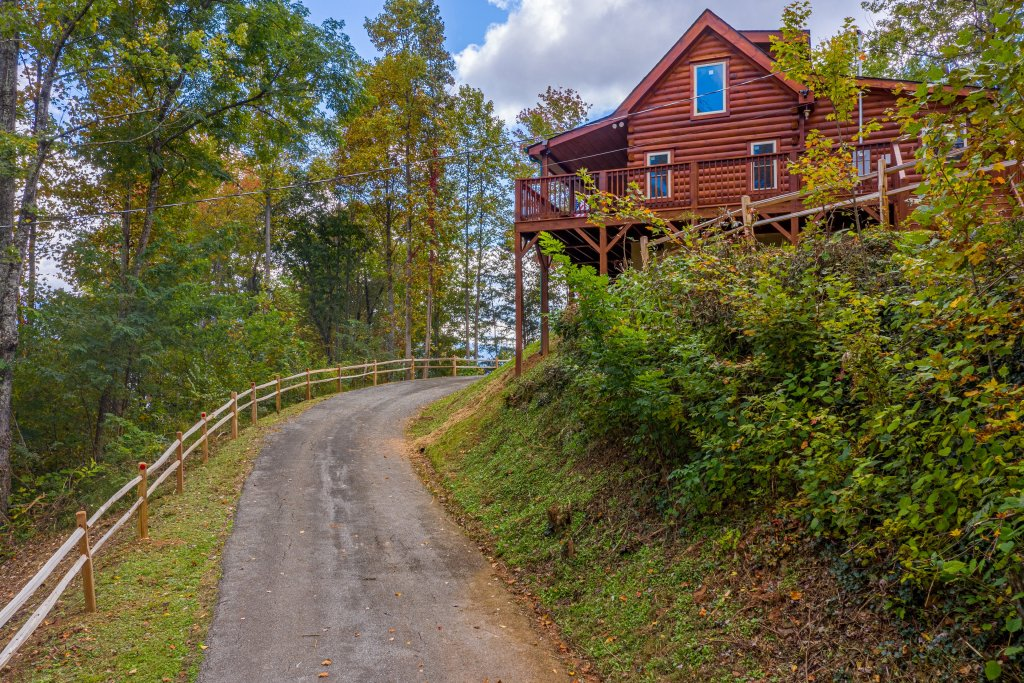 Photo of a Gatlinburg Cabin named Smoky Retreat - This is the thirtieth photo in the set.