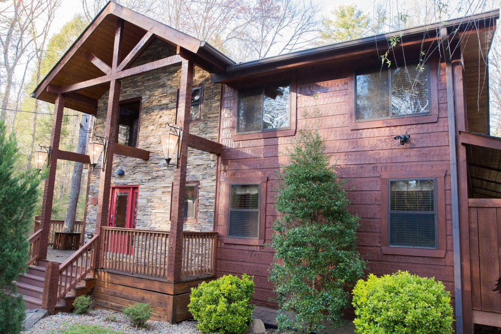 Photo of a Sevierville Cabin named Cub Creek Lodge - This is the forty-fifth photo in the set.