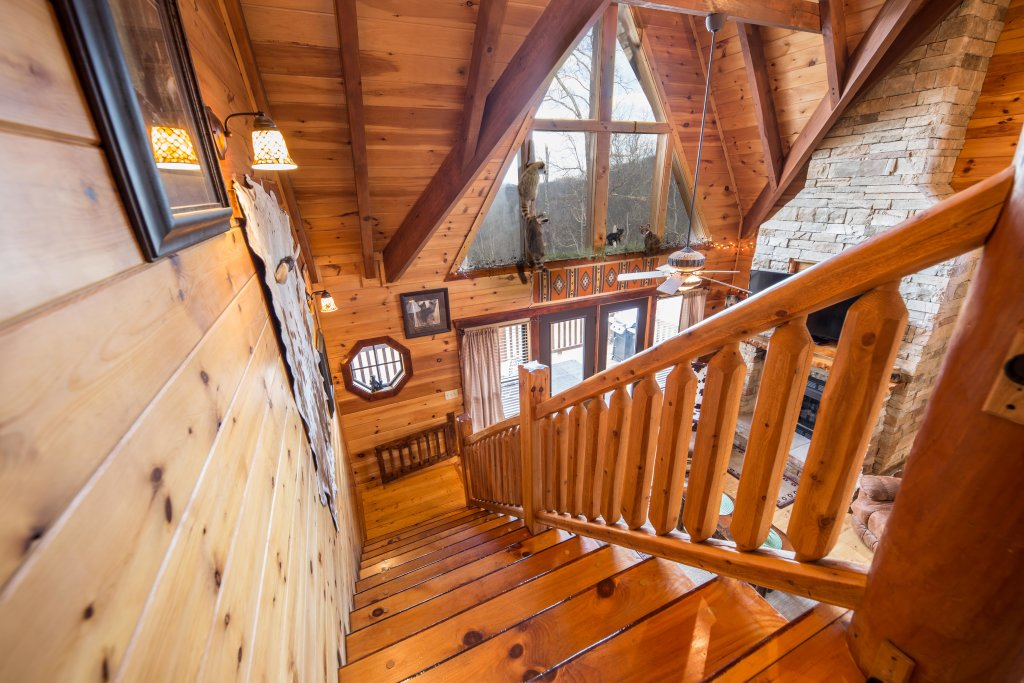 Photo of a Sevierville Cabin named Psalm 2705 - This is the fifth photo in the set.