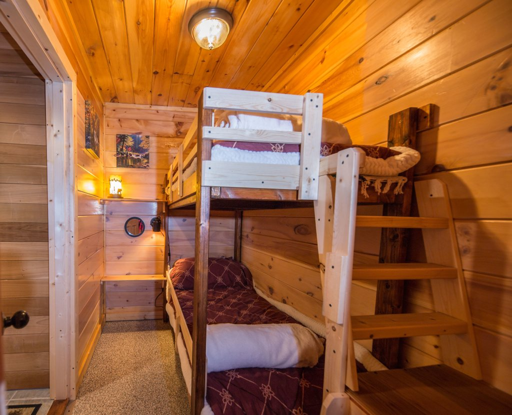 Photo of a Sevierville Cabin named Psalm 2705 - This is the eighteenth photo in the set.