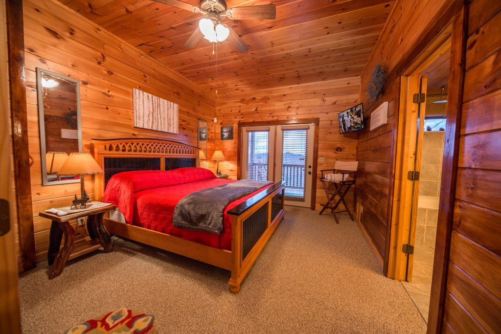 Photo of a Sevierville Cabin named Psalm 2705 - This is the fifteenth photo in the set.