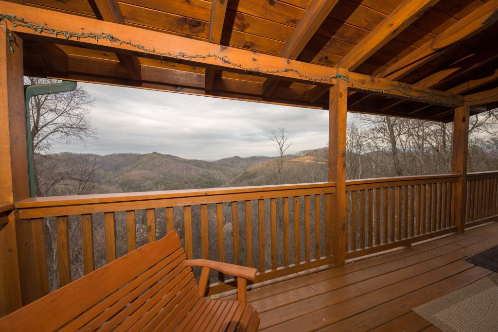 Photo of a Sevierville Cabin named Psalm 2705 - This is the thirty-eighth photo in the set.