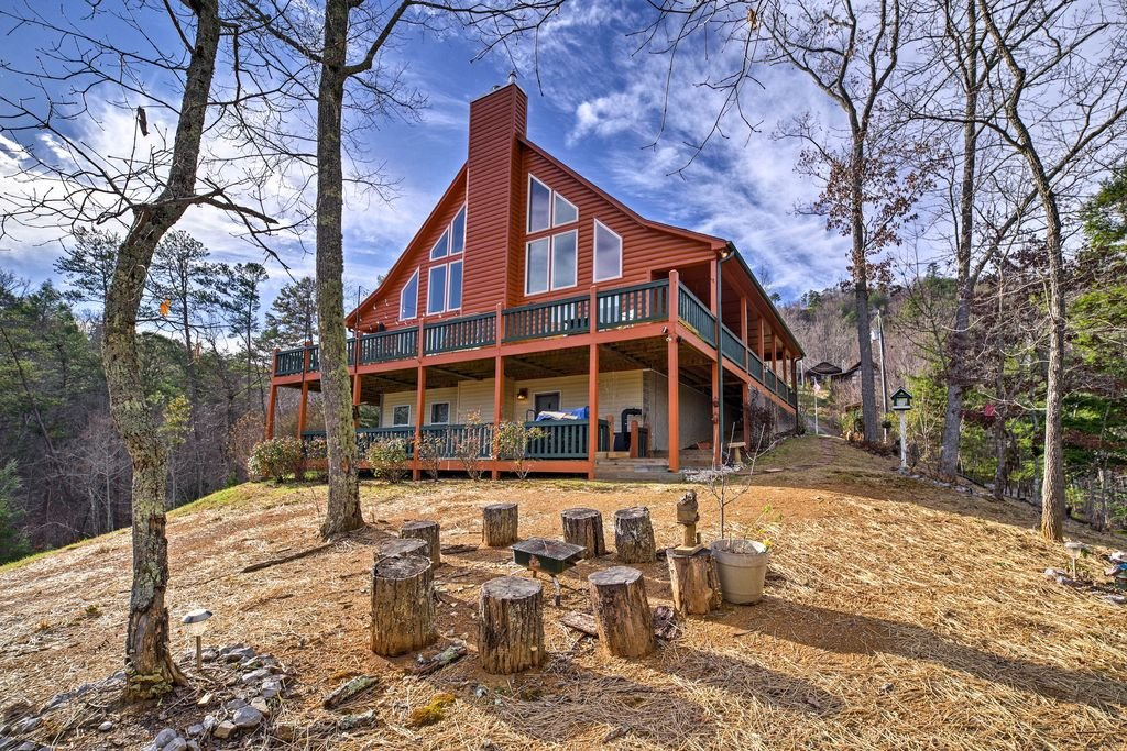 Photo of a Sevierville Cabin named Makin' Memories - This is the fiftieth photo in the set.