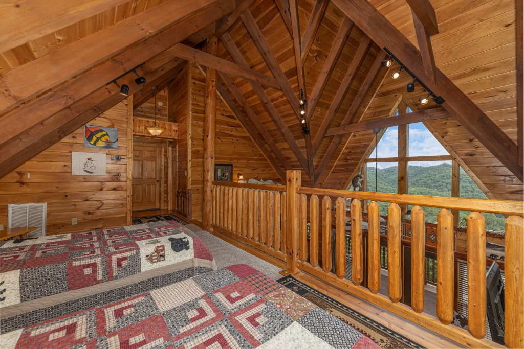 Photo of a Sevierville Cabin named Psalm 2705 - This is the twenty-fourth photo in the set.