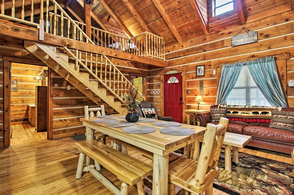Photo of a Gatlinburg Cabin named Sunrise Views - This is the sixteenth photo in the set.
