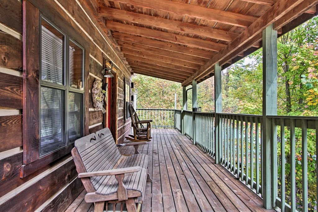 Photo of a Gatlinburg Cabin named Sunrise Views - This is the twenty-first photo in the set.