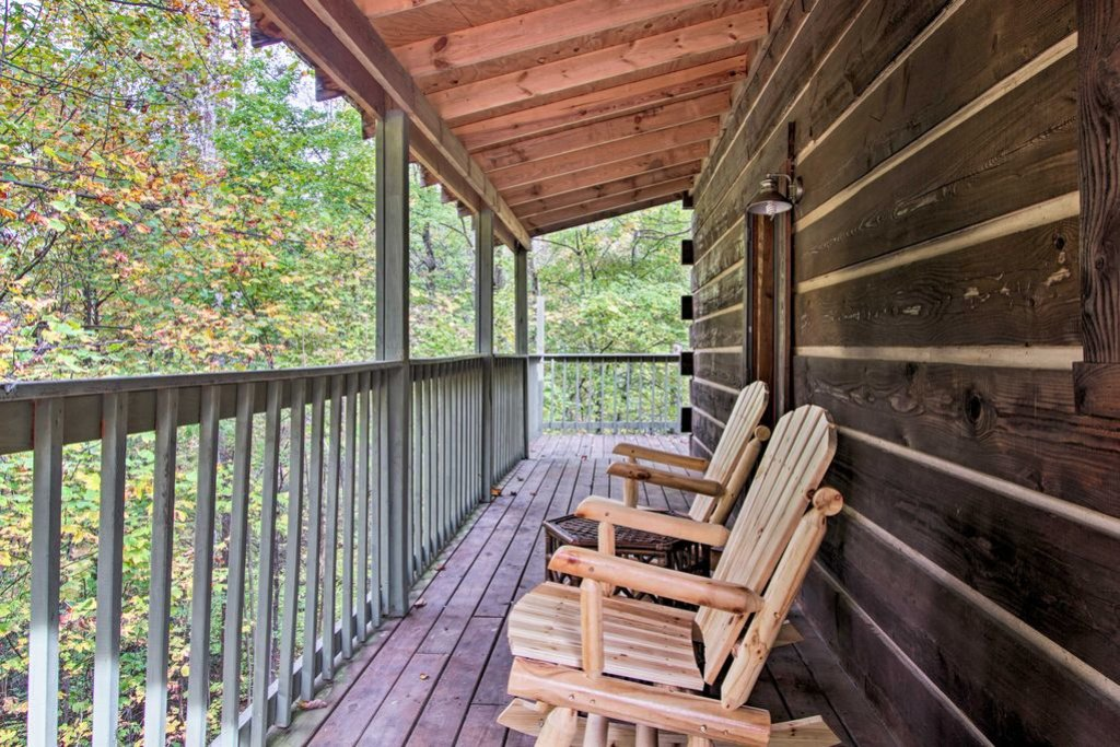 Photo of a Gatlinburg Cabin named Sunrise Views - This is the twenty-second photo in the set.