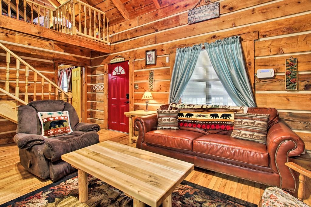 Photo of a Gatlinburg Cabin named Sunrise Views - This is the first photo in the set.