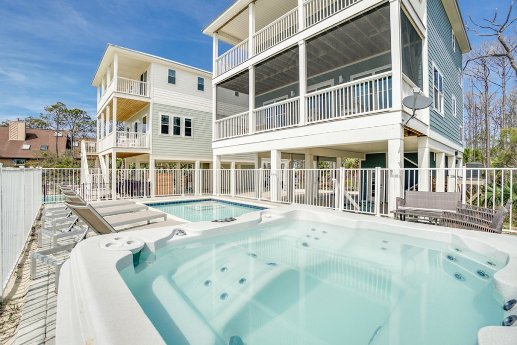 Photo of a Cape San Blas House named Lantana By The Sea - This is the thirty-ninth photo in the set.