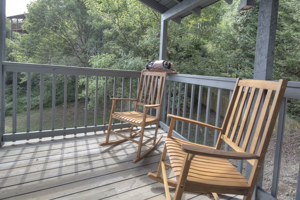 Photo of a Sevierville Cabin named Tranquility - This is the thirty-third photo in the set.