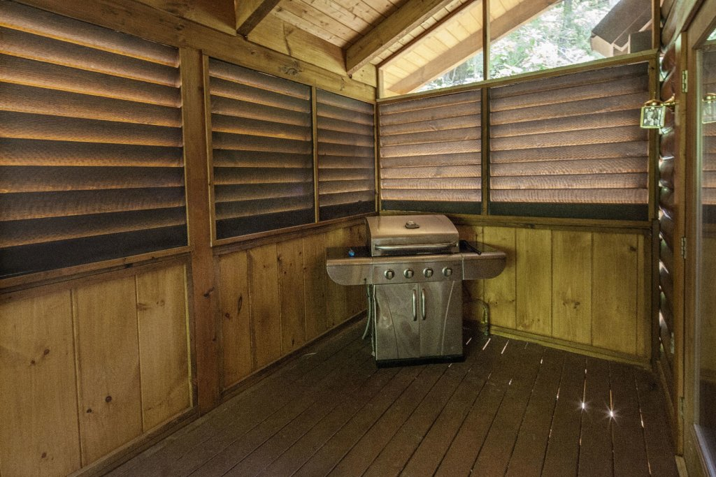 Photo of a Pigeon Forge Cabin named  Mount Richmond - This is the fortieth photo in the set.