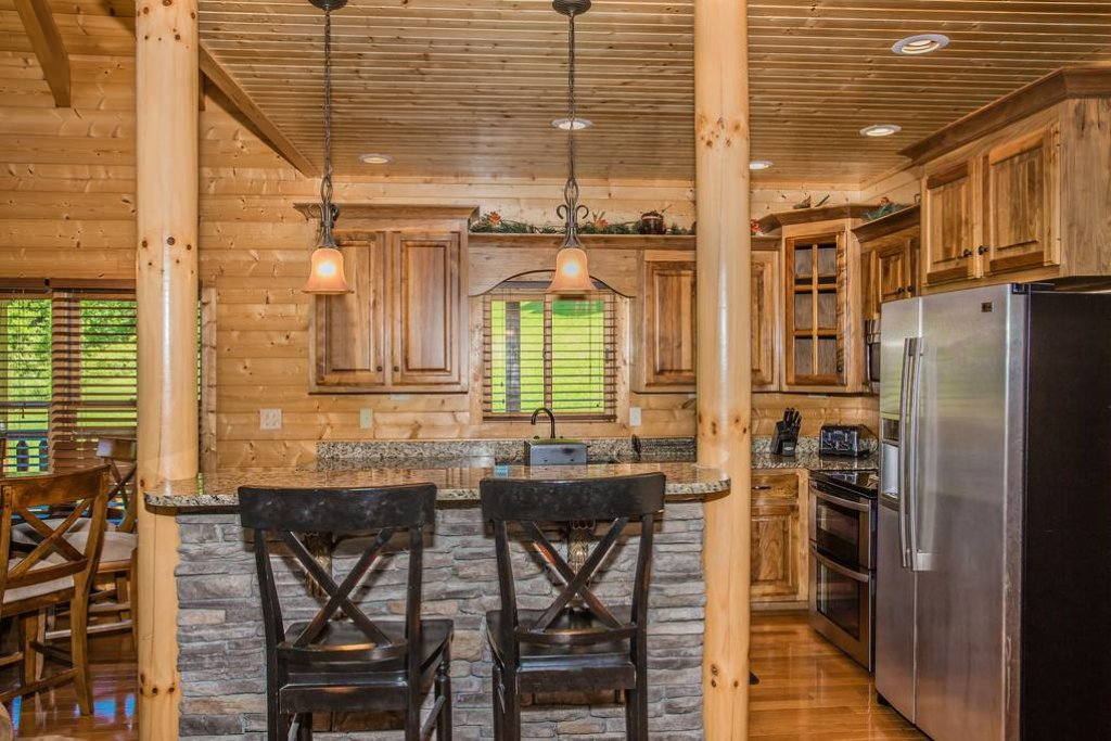 Photo of a Sevierville Cabin named Clear Valley Retreat - This is the twenty-fourth photo in the set.