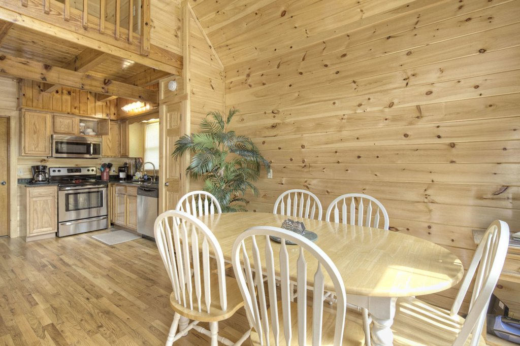 Photo of a Sevierville Cabin named Tranquility - This is the thirtieth photo in the set.