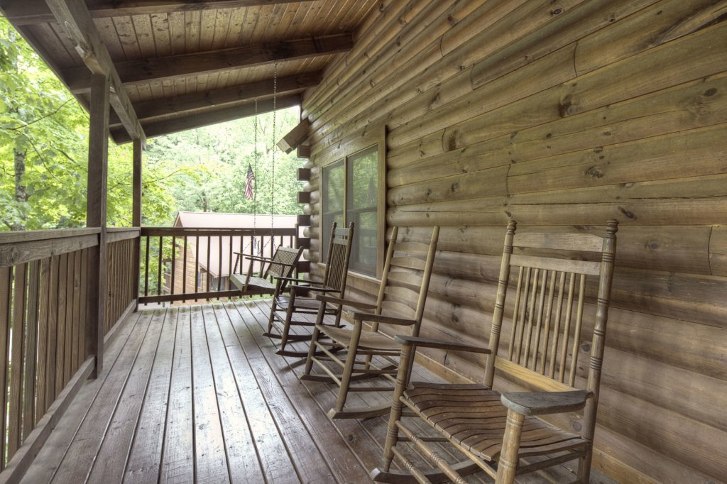 Photo of a Pigeon Forge Cabin named  Mount Richmond - This is the twenty-second photo in the set.