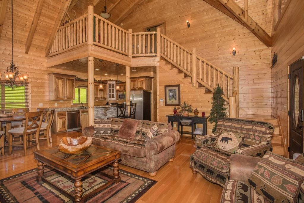 Photo of a Sevierville Cabin named Clear Valley Retreat - This is the twelfth photo in the set.