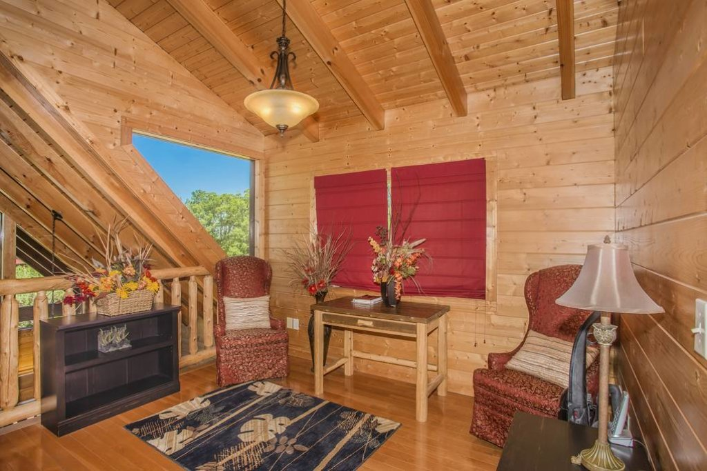Photo of a Sevierville Cabin named Clear Valley Retreat - This is the fifty-sixth photo in the set.