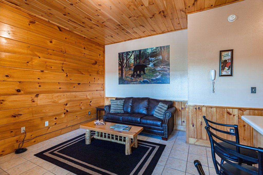 Photo of a Pigeon Forge Cabin named Bear Claw - This is the twentieth photo in the set.