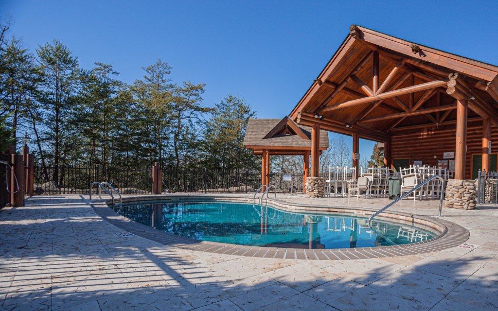 Photo of a Pigeon Forge Cabin named Bear Claw - This is the twenty-second photo in the set.