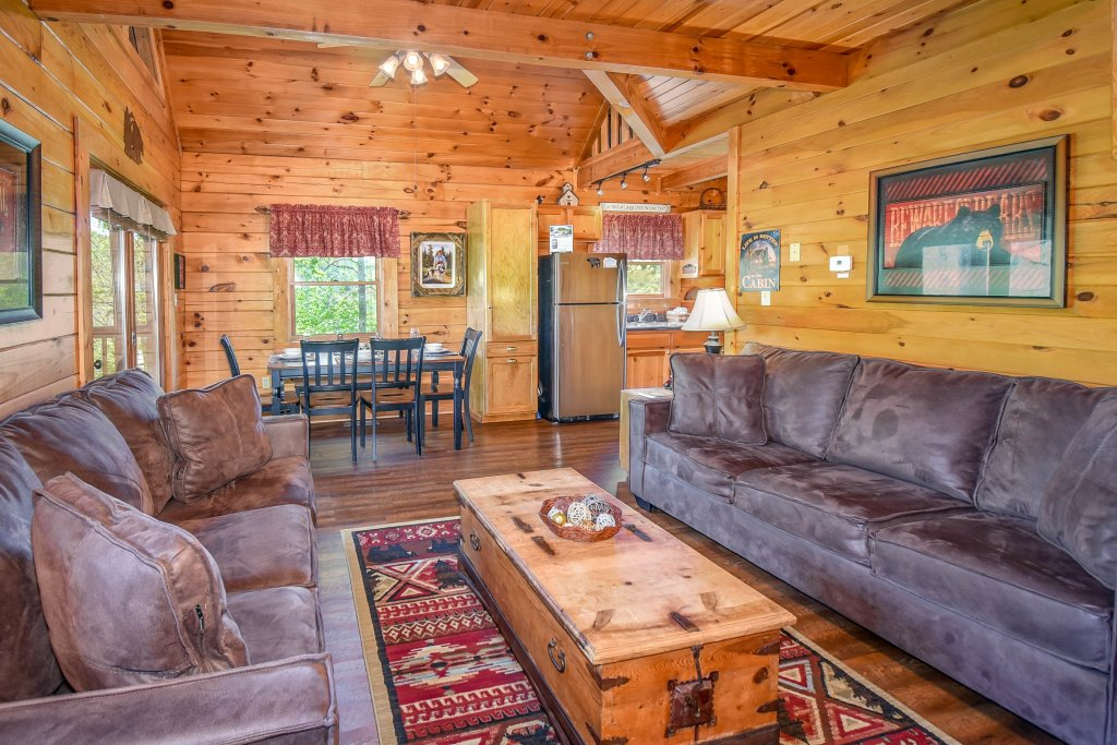 Photo of a Gatlinburg Cabin named Hibernation Station - This is the fifty-first photo in the set.