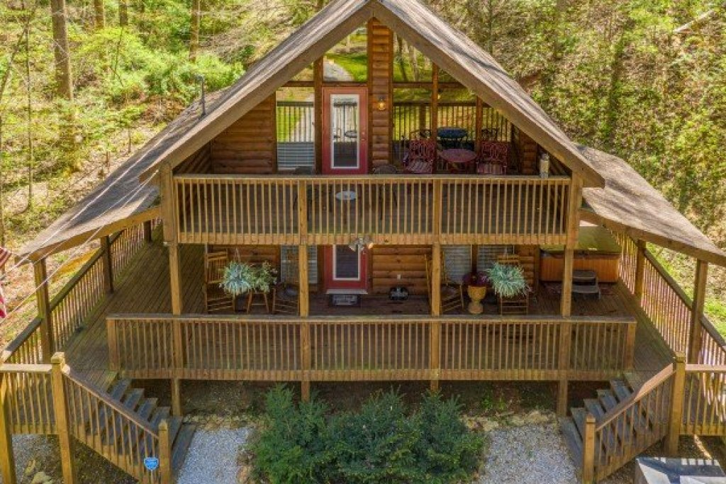 Photo of a Gatlinburg Cabin named Hidden Joy - This is the twenty-second photo in the set.