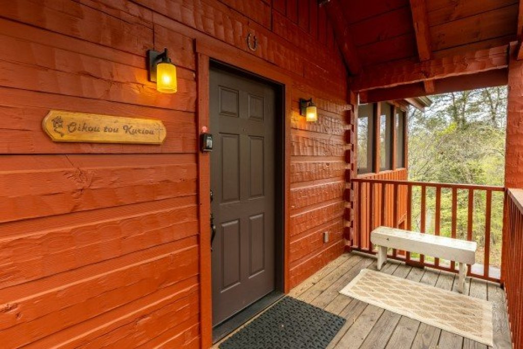 Photo of a Sevierville Cabin named Almost Heaven - This is the twenty-fourth photo in the set.