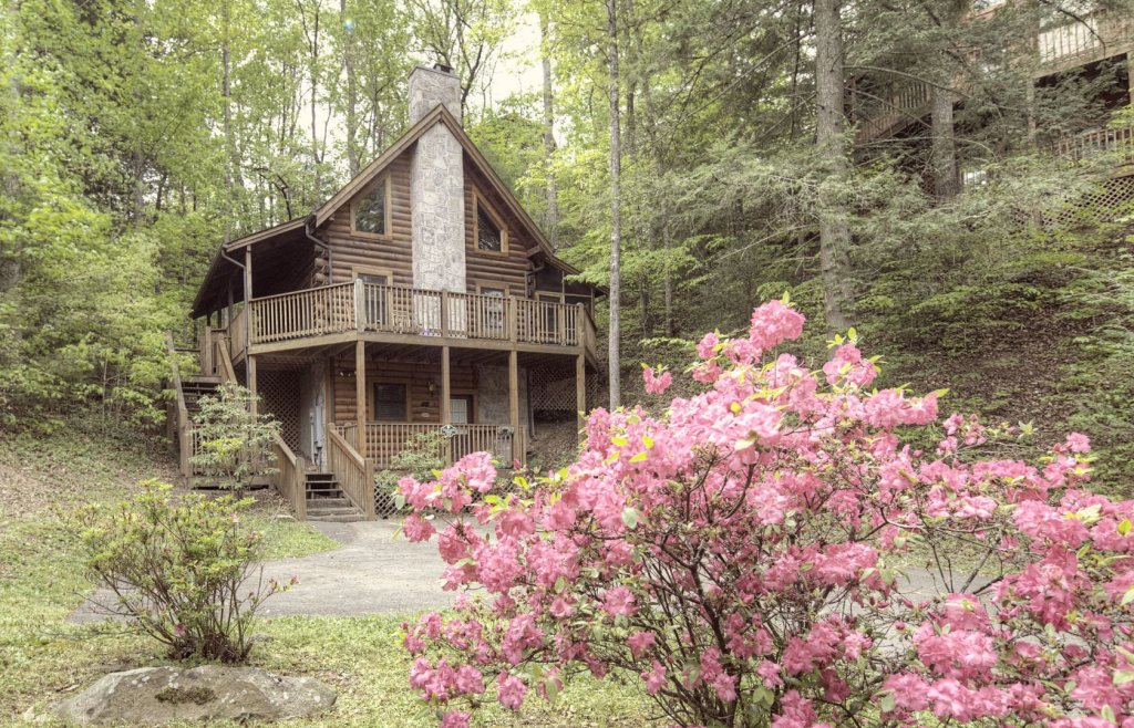 Photo of a Pigeon Forge Cabin named  Treasured Times - This is the thirteenth photo in the set.