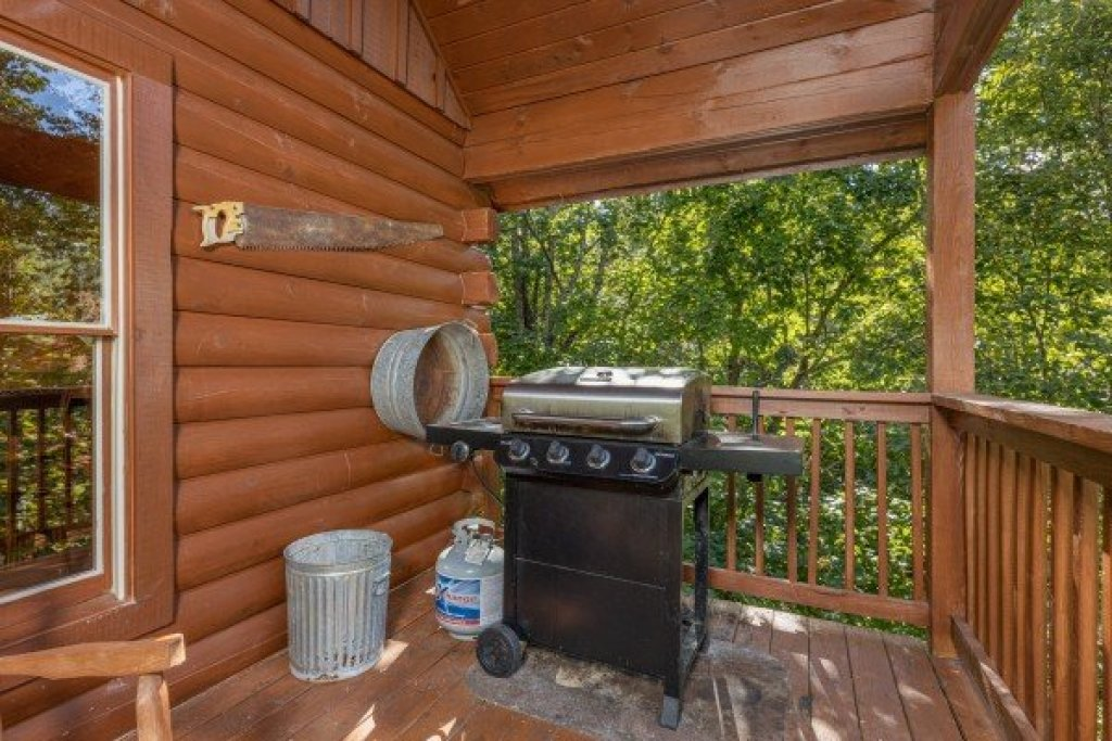 Photo of a Sevierville Cabin named Highland Moose - This is the seventh photo in the set.