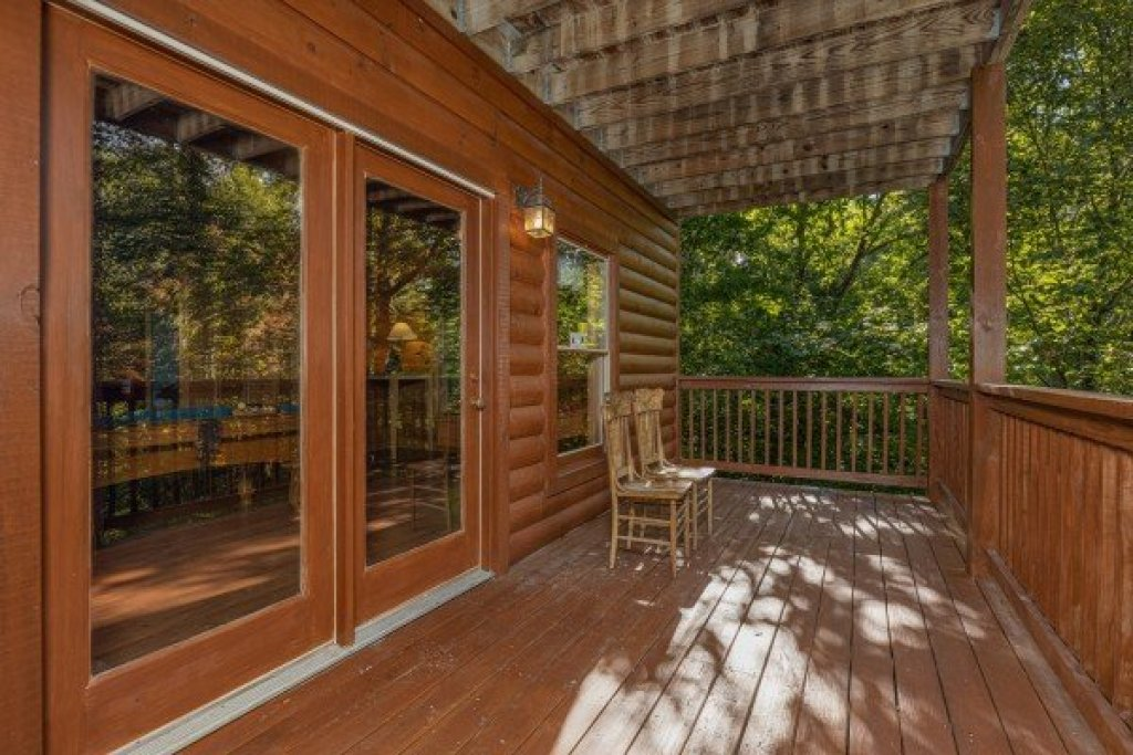 Photo of a Sevierville Cabin named Highland Moose - This is the fifteenth photo in the set.