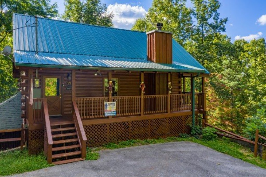Photo of a Sevierville Cabin named Highland Moose - This is the nineteenth photo in the set.