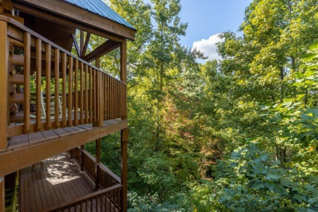 Photo of a Sevierville Cabin named Highland Moose - This is the twenty-first photo in the set.