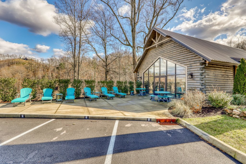 Photo of a Gatlinburg Cabin named The Big Poplar Retreat - This is the fifty-eighth photo in the set.
