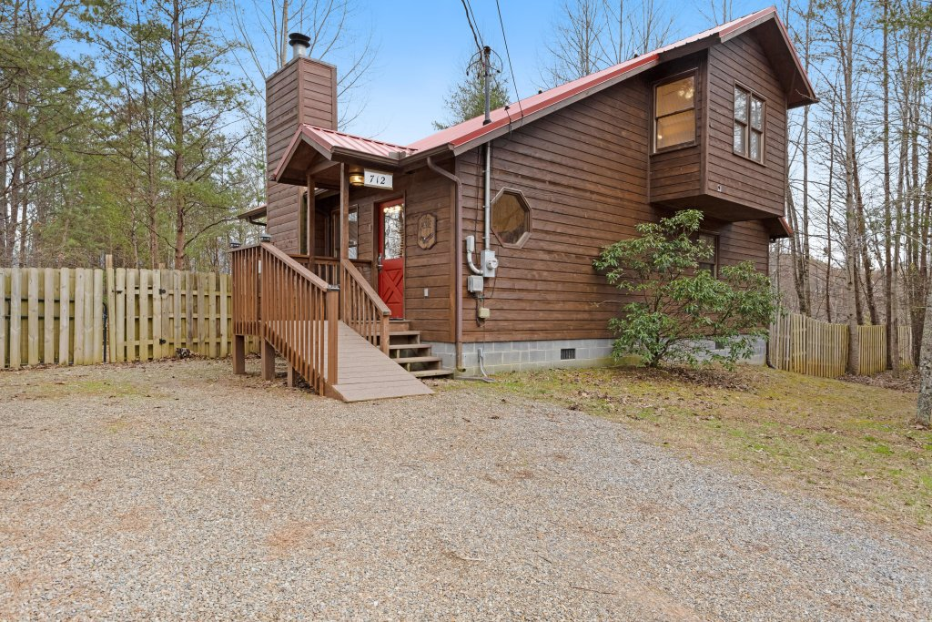 Photo of a Gatlinburg Cabin named The Aerie - This is the twenty-second photo in the set.