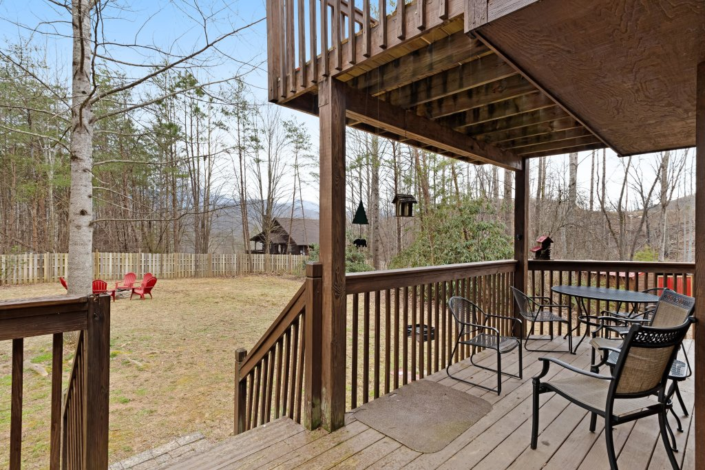 Photo of a Gatlinburg Cabin named The Aerie - This is the twenty-first photo in the set.