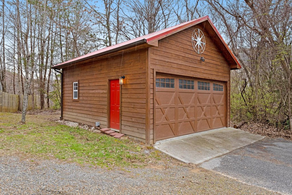 Photo of a Gatlinburg Cabin named The Aerie - This is the nineteenth photo in the set.