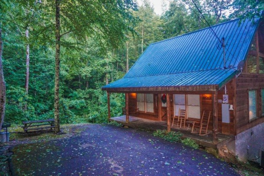 Photo of a Gatlinburg Cabin named Denim Blues - This is the seventeenth photo in the set.