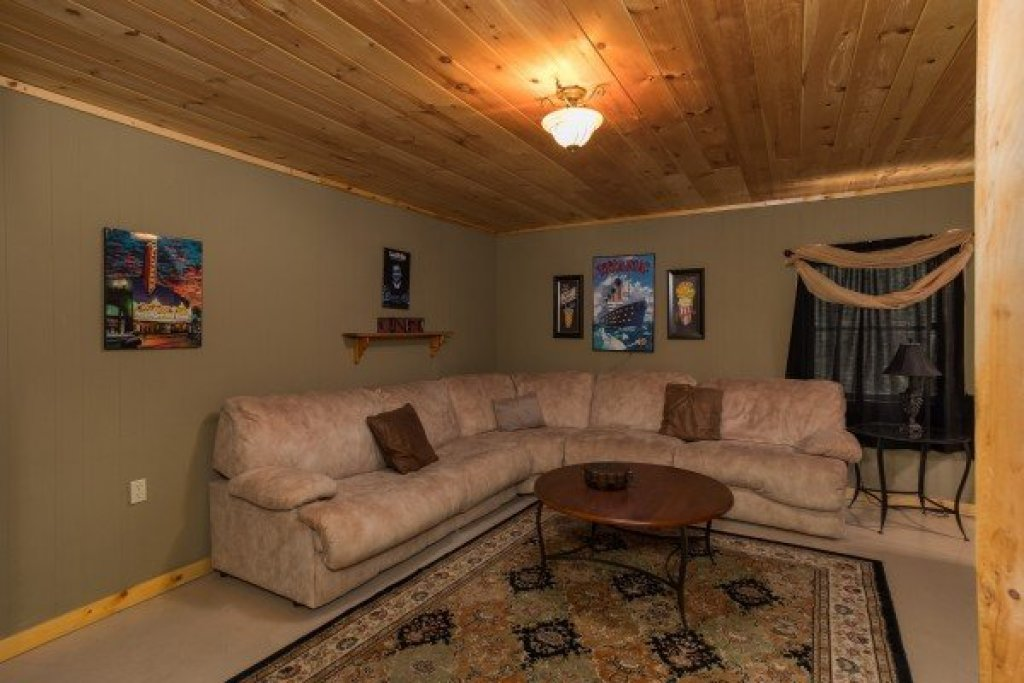 Photo of a Sevierville Cabin named Laid Back - This is the thirteenth photo in the set.