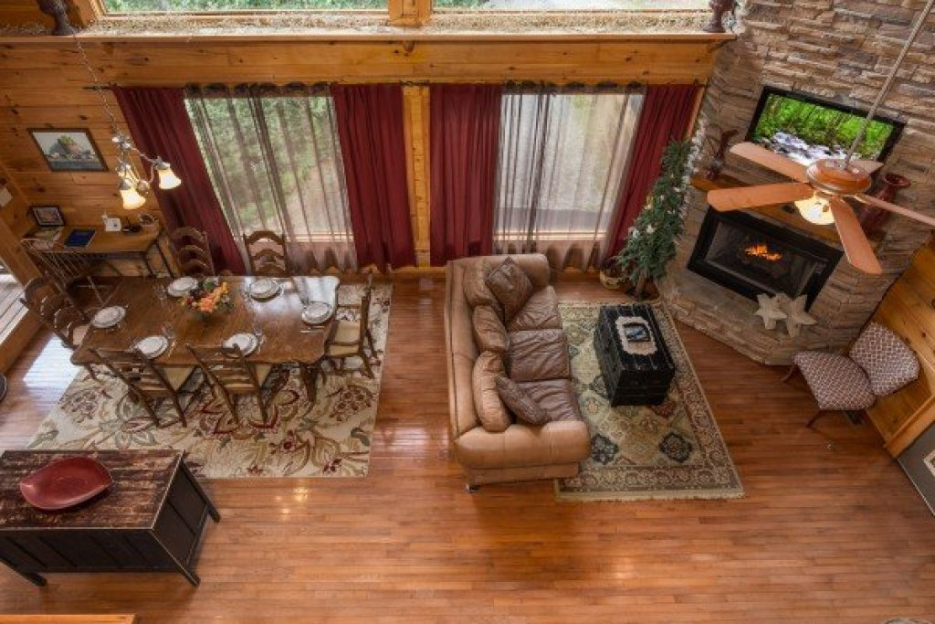 Photo of a Sevierville Cabin named Laid Back - This is the seventeenth photo in the set.