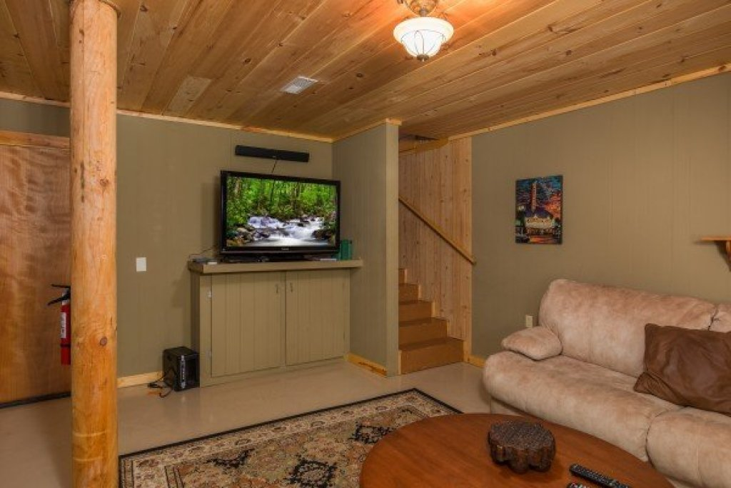 Photo of a Sevierville Cabin named Laid Back - This is the fourteenth photo in the set.