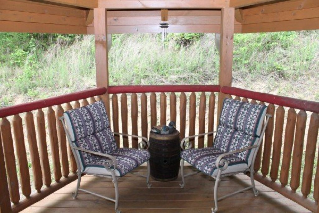 Photo of a Sevierville Cabin named Laid Back - This is the twelfth photo in the set.
