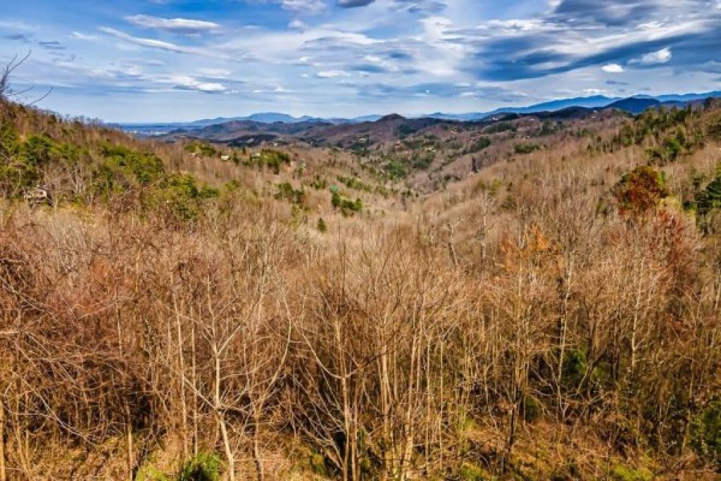 Photo of a Sevierville Cabin named A Stunning View - This is the fifty-third photo in the set.