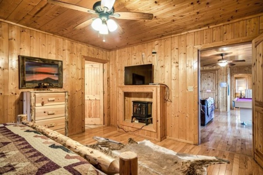 Photo of a Sevierville Cabin named A Stunning View - This is the thirty-first photo in the set.