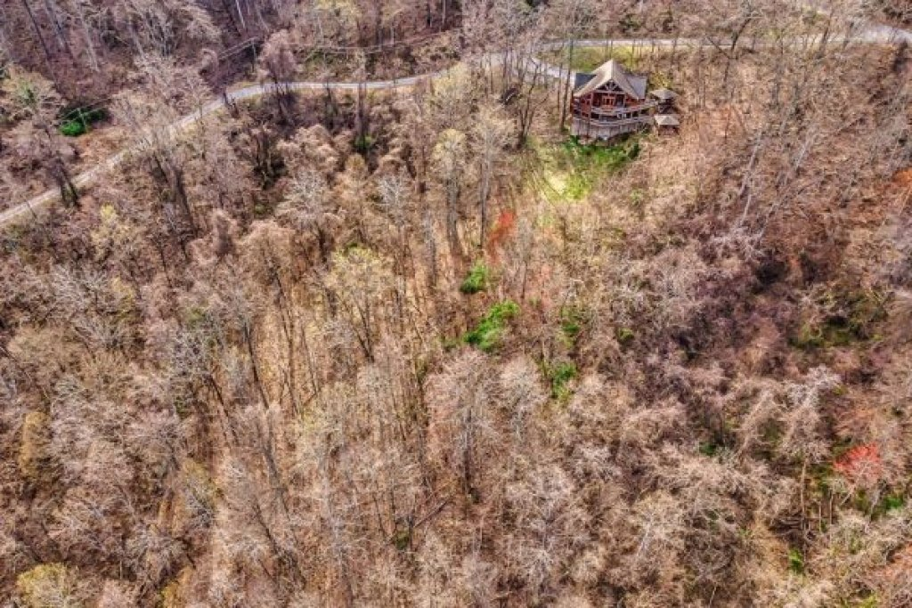 Photo of a Sevierville Cabin named A Stunning View - This is the fifty-first photo in the set.