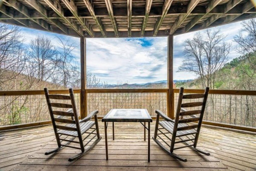 Photo of a Sevierville Cabin named A Stunning View - This is the forty-first photo in the set.