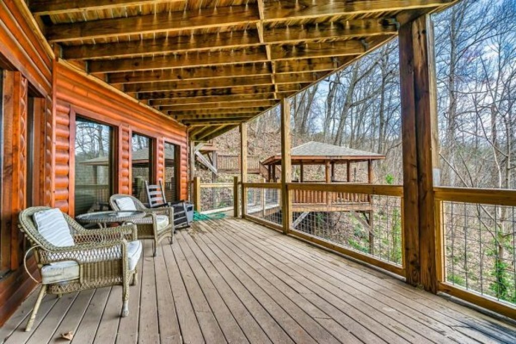 Photo of a Sevierville Cabin named A Stunning View - This is the forty-second photo in the set.